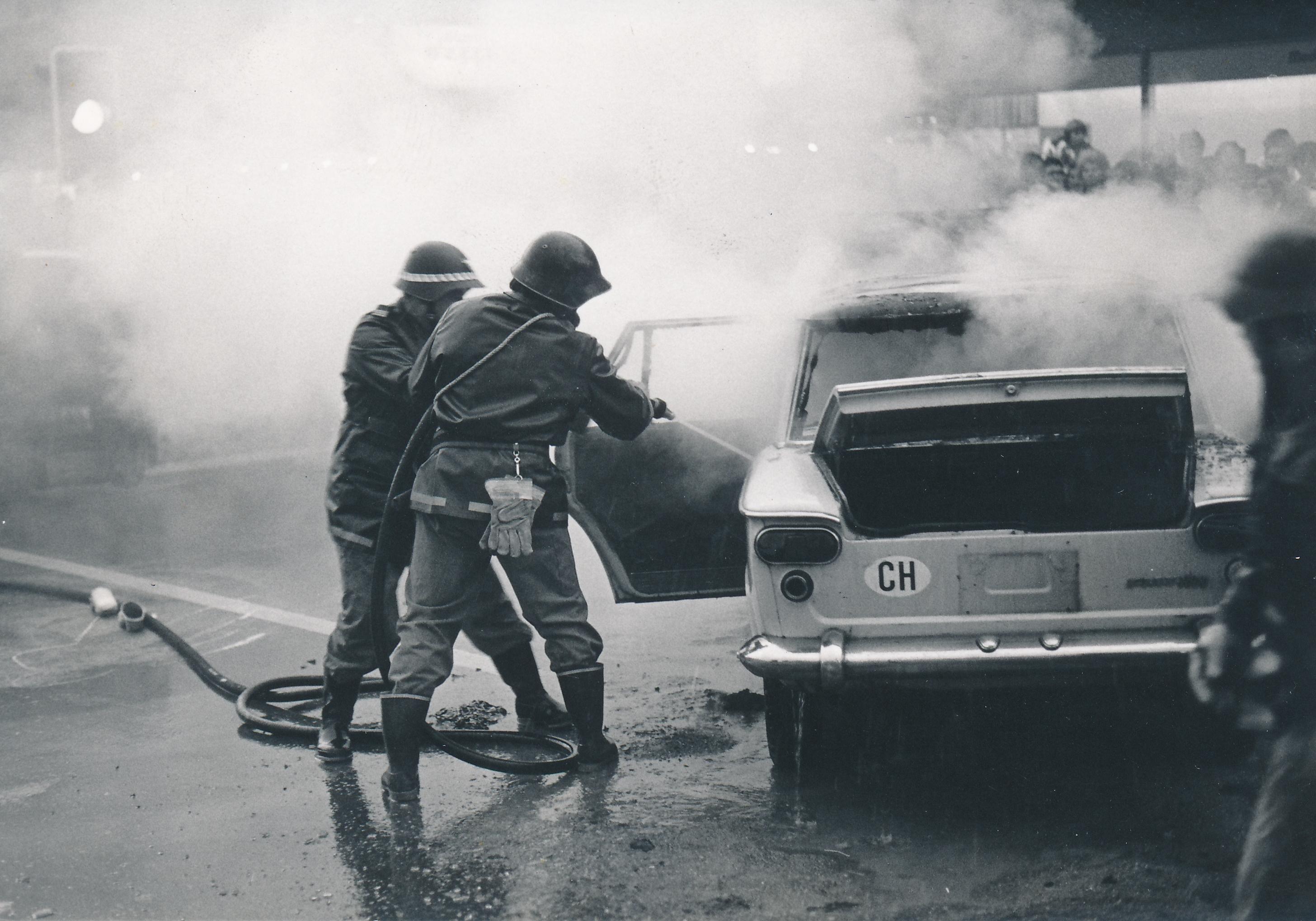 Feuerwehr Uster Einsätze