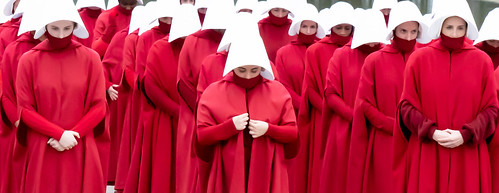 The Handmaid's Tale | by vpickering