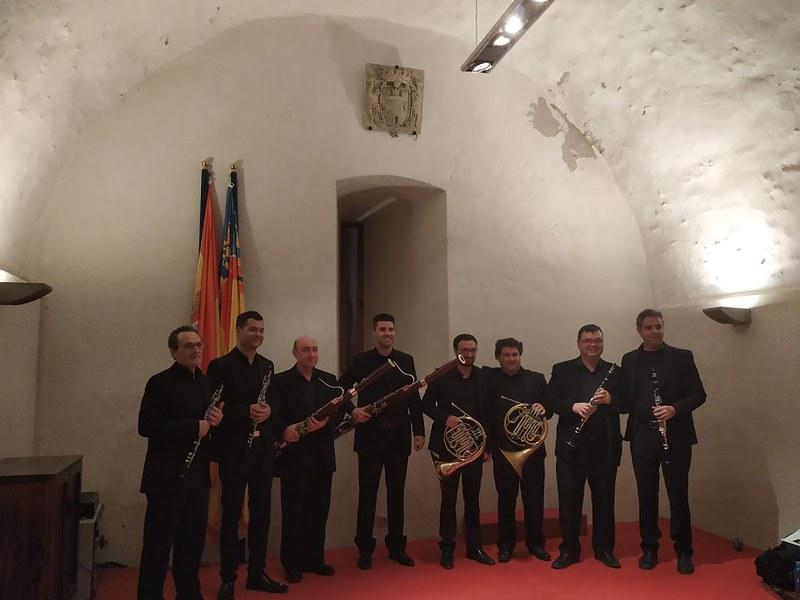 (2019-02-10) Concierto de cámara en el Castillo - José Vicente Romero Ripoll (5)