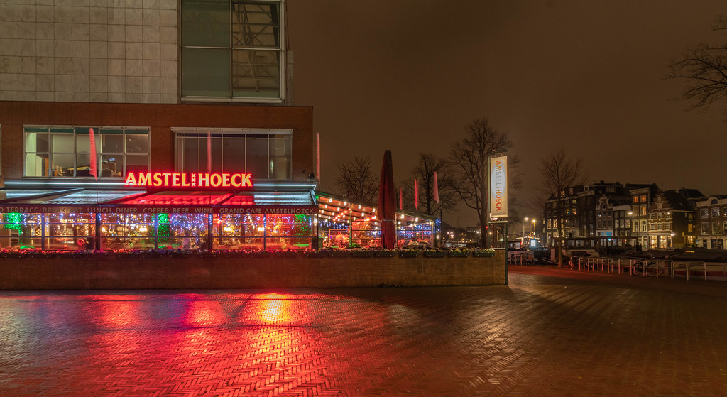 Amsterdam - Amstelhoek