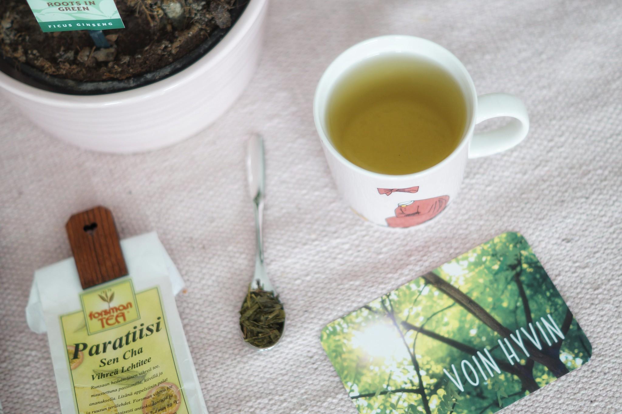 vihreä tee terveyshyödyt 1