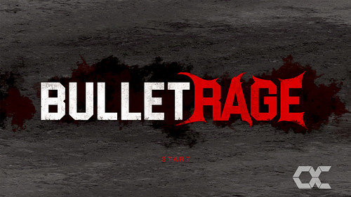 Preview Bullet Rage 01 - Overcluster | by OverFotos
