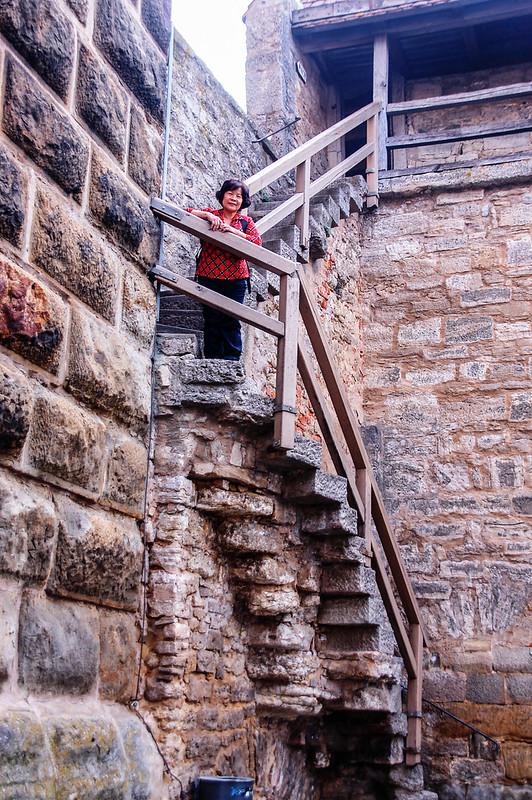 羅騰堡城牆