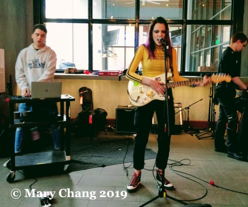 Rizha Austin Taco Project Second Play Stage Saturday SXSW 2019