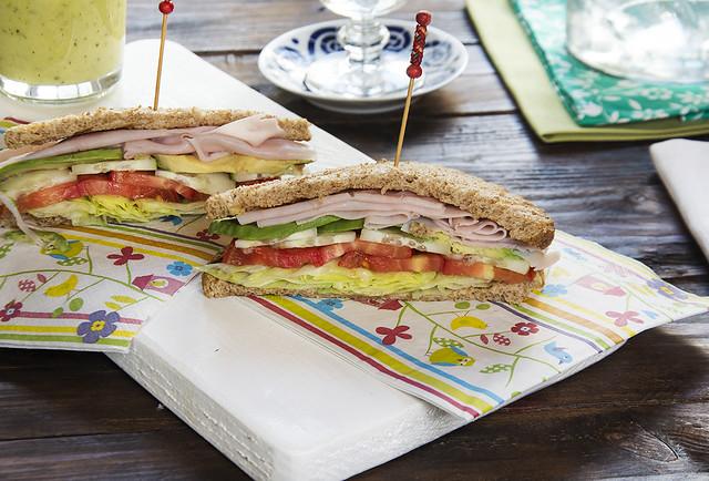sandwich-de-pavo