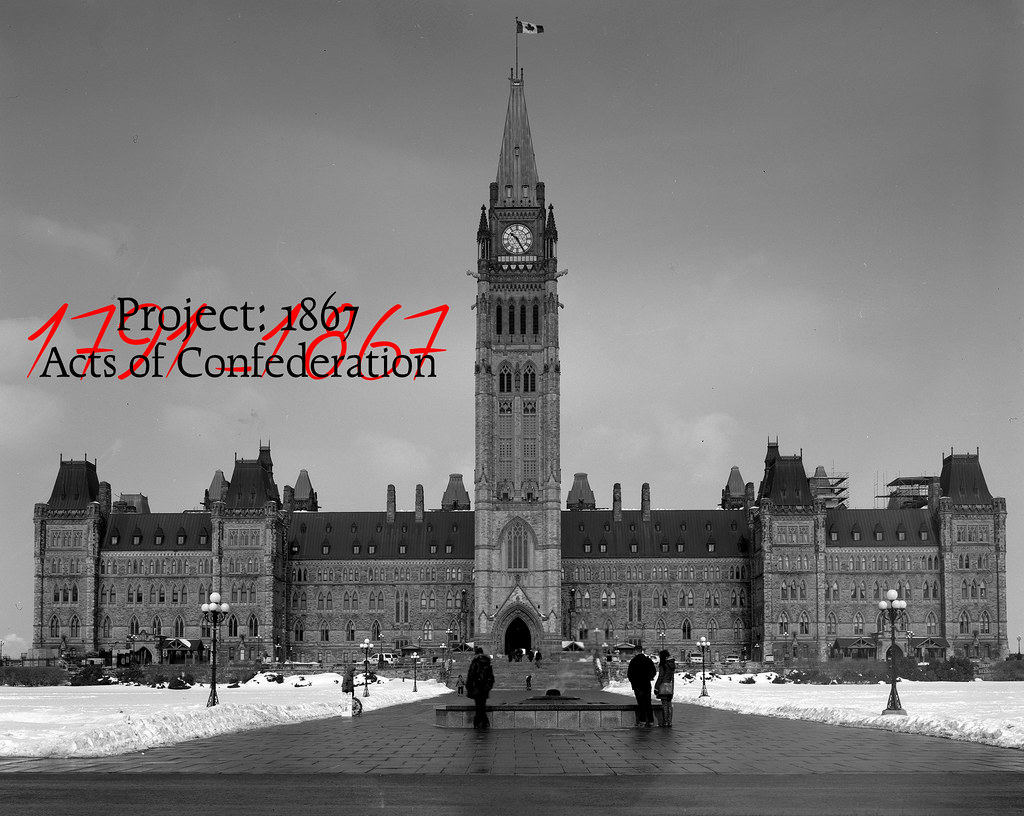 Project:1867 - Acts of Confederation