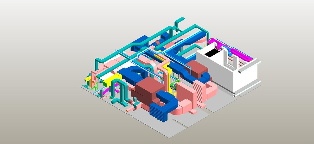 Duct Shop Drawing Services - Silicon Engineering ...