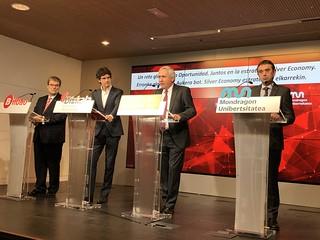 Acuerdo Bizkaia, Bilbao y MONDRAGON | by TU Lankide