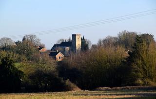 Passed churches: Burstall