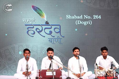 Hardev Bani in Dogri language by Sunil Mastana and Saathi from Jammu JK