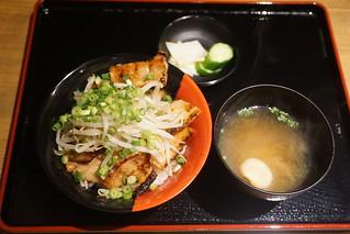 豚丼ながい(江古田) | by 練馬・桜台情報局
