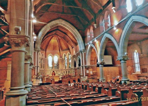 HOLYWOOD, St Philip and St James interior | by The National Churches Trust