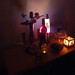 Mauve Mood - Candle, Lava, Electric Light