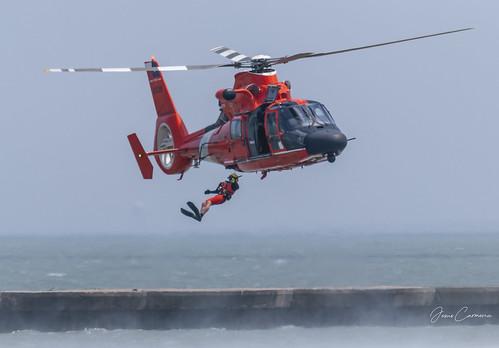 Coast Guard Water Rescue Simulation