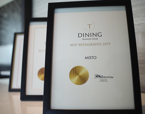 Misto is part of Philippine Tatler Dining's Best Restaurants for three years in a row (1) | by Mommy in the CiTy