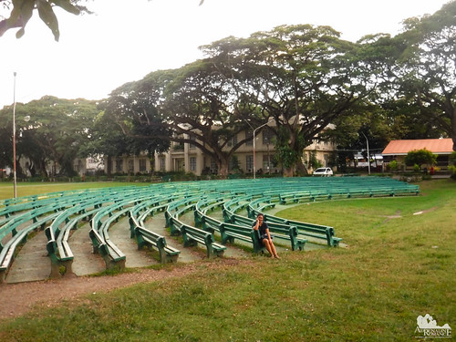 Outdoor amphitheater of Silliman | by Adrenaline Romance