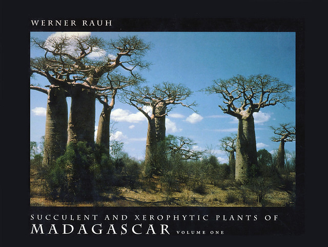 Succulent and Xerophytic Plants of Madagascar volume one by Werner Rauh