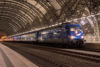 101 144 in Dresden Hbf