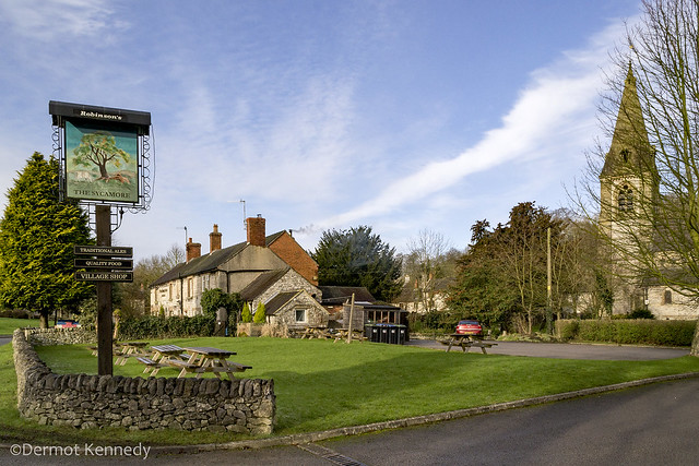 The Sycamore, Parwich, Derbyshire