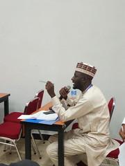 Musa Mustapha - a presenter - askin qstn