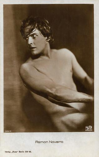 Ramon Novarro in Ben Hur (1926)