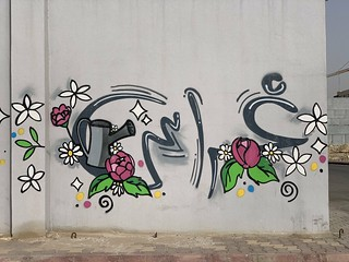 Arabic Graffitis | by @65WZ
