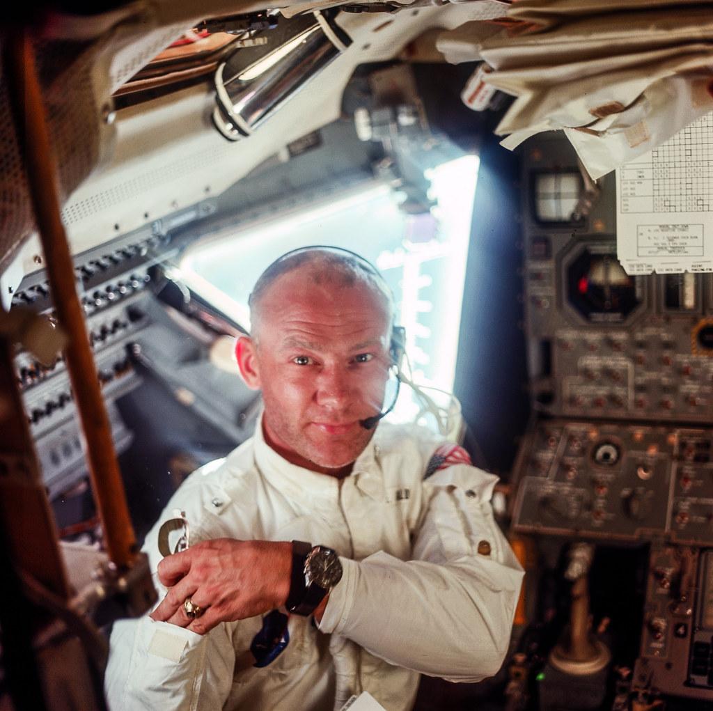 Apollo-11-Lunar-Module-Buzz-Aldrin