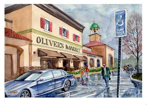 OliversMarket - After the Rain