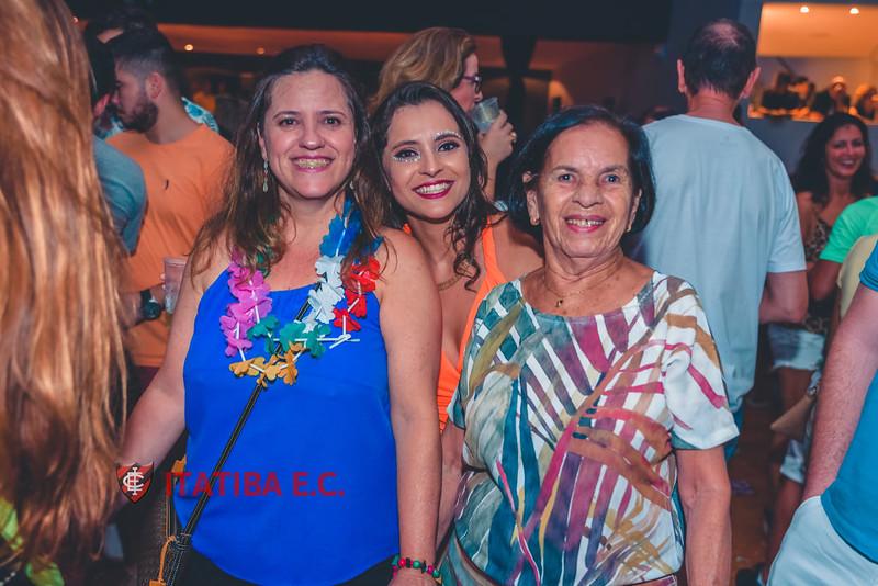 1ª Noite de carnaval - Itatiba E.C. 2019