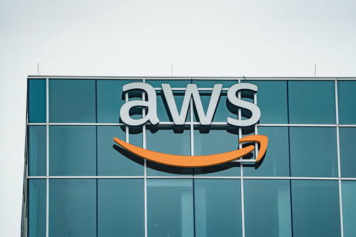 AWS - Amazon Web Services Office in Houston, Texas | by Tony Webster