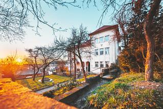 Modernism architecture | Kaunas #103/365 | by A. Aleksandravičius