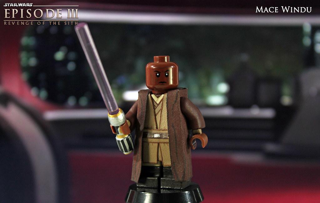 Custom Lego Star Wars Episode Iii Revenge Of The Sith M Flickr