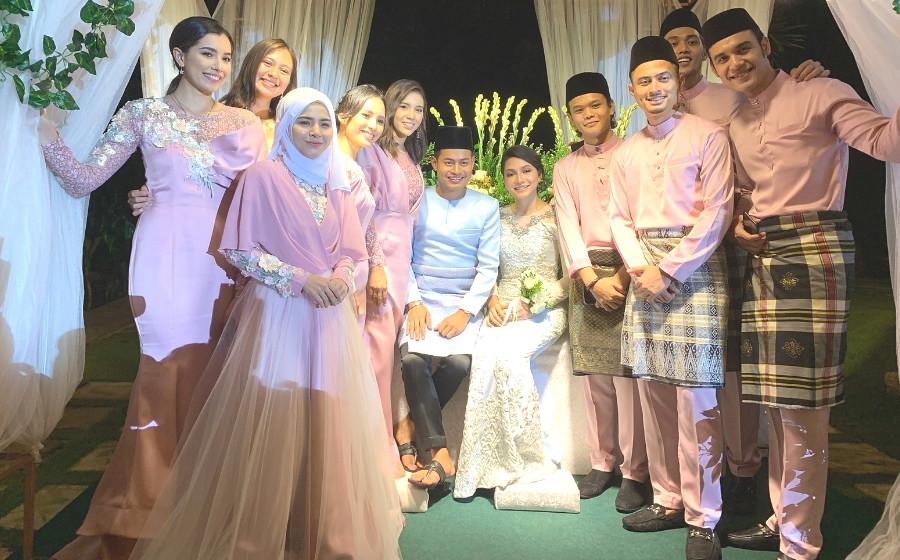 Syafie Naswip &Amp; Aishah Azman Selamat Bertunang