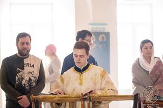15.02.2019 | Освящение центрального придела Сретенского храма