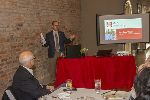 AIA January Luncheon - credit Barrett Photography | by aiamississippi