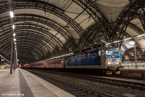 Dresden, EuroNight Hbf | by VTZK