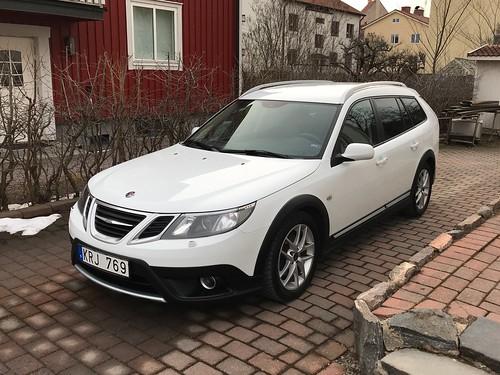 Saab 9-3X | by saabrobz