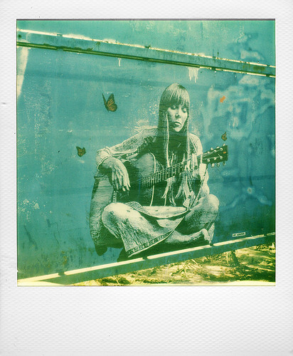 Joni Mitchell by  Jef Aerosol at Marquette-lez-Lille | by @necDOT