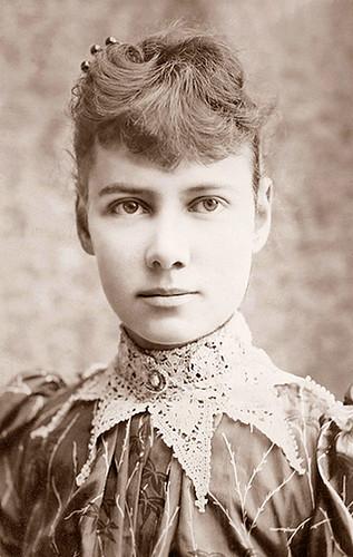 Women's History Month | Elizabeth Cochran Seaman (1864 ...