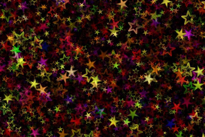 Обои звезды, разноцветный, арт, абстрактный картинки на рабочий стол, фото скачать бесплатно
