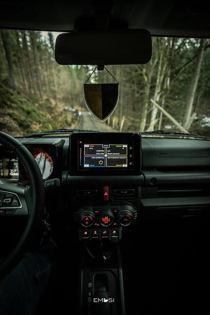 Suzuki Jimny GJ