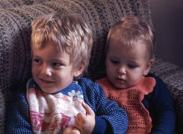 Quando i miei figli erano piccoli (dicembre 1975)