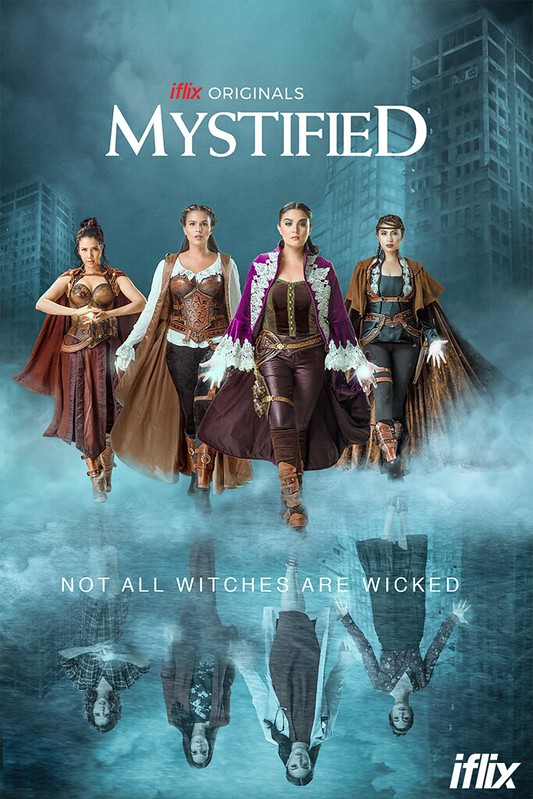 Mystified Poster with copyright