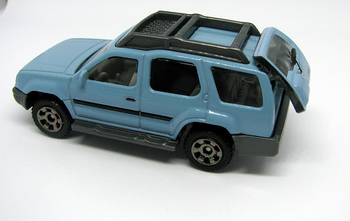 Matchbox - 2019 - Nissan Xterra Photo