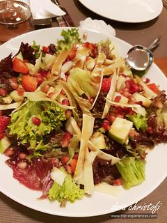 Food at Loutraki, Casale Panayiotis | by Dora Christofi