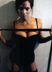 Halle Berry photographed by Cliff Watts for Esquire, May 2007