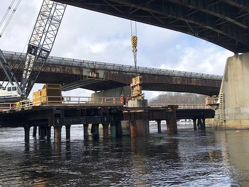Haverhill I-495 Bridges March 2019 | by MassDOT
