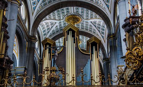 2018 - Mexico - Puebla - Cathedral - 6 of 6