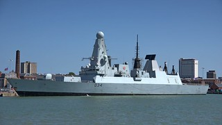 Frigate – Portsmouth Harbour