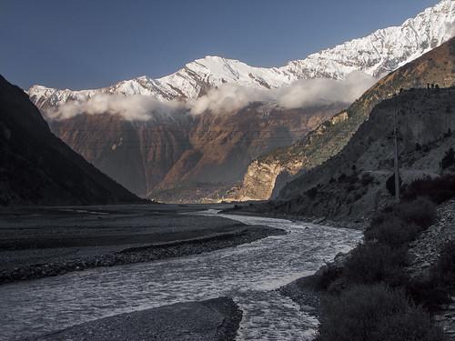 Khali Gandaki near Tukuche